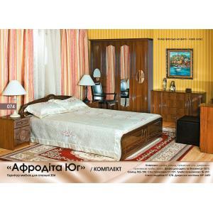 Спальня Афродита МДФ Лак