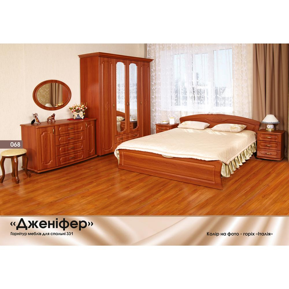 Модульная спальня Дженифер МДФ