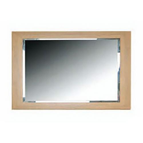 Зеркало МР-2744 Корвет МДФ (акация)