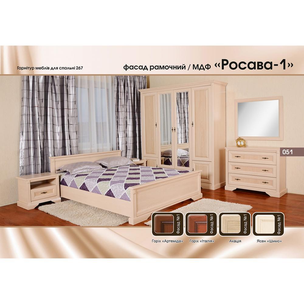 Модульная спальня Росава