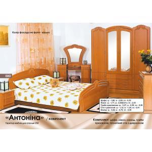 Спальня Антонина МДФ