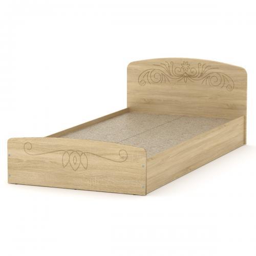 Кровать Нежность-90 МДФ Компанит