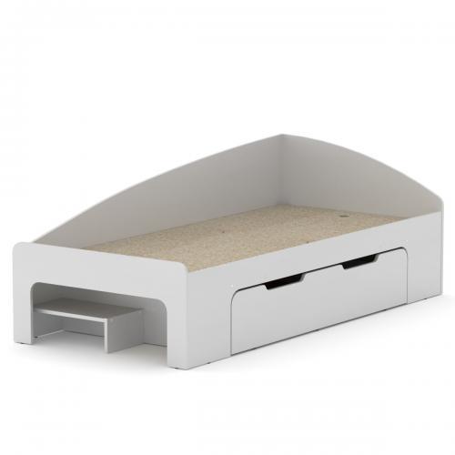 Кровать 90+1 с ящиком Компанит