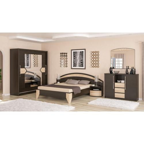 Спальня 2 Аляска Мебель Сервис