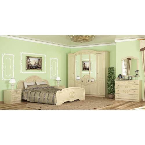 Спальня 5Д Барокко Мебель Сервис