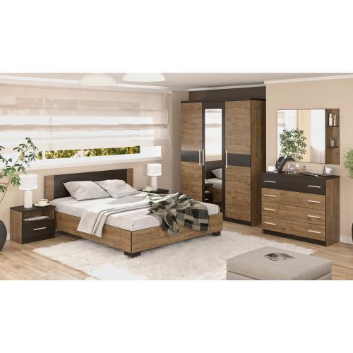 Модульная спальня Вероника Мебель Сервис
