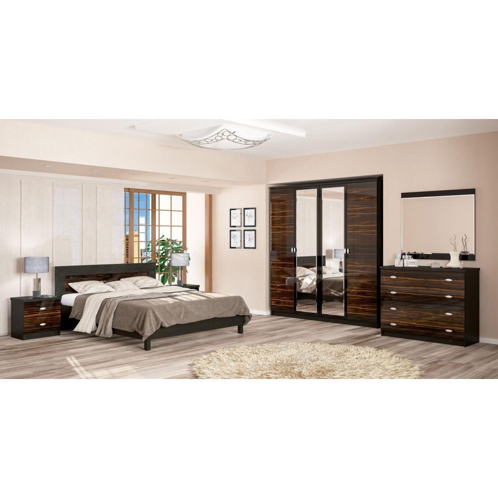 Модульная спальня Ева Мебель Сервис (макасар)