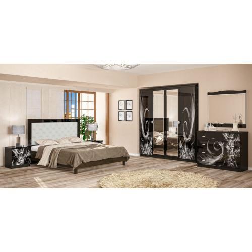 Модульная спальня Ева Мебель Сервис