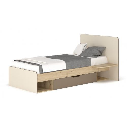 Кровать 90 Лами Мебель Сервис