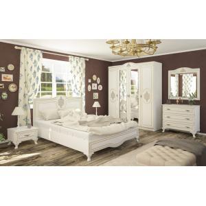 Спальня 4Д Милан Мебель Сервис