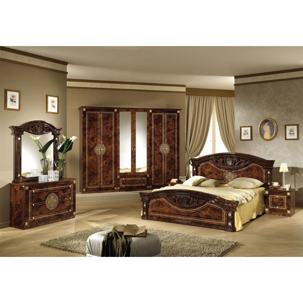 Модульная спальня Рома Мебель Сервис