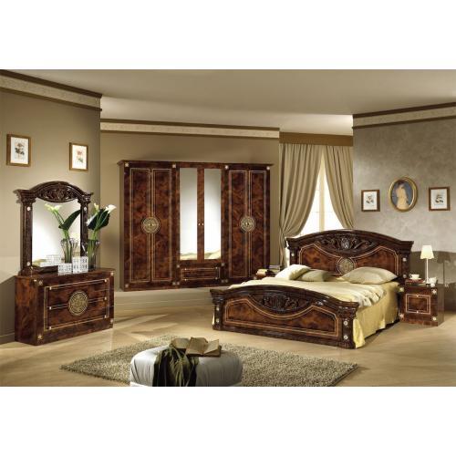 Спальня 6Д Рома Мебель Сервис