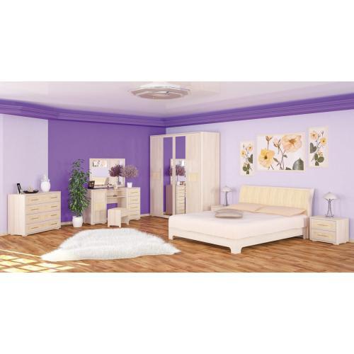 Спальня 3 Токио Мебель Сервис