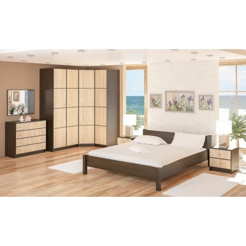 Спальня 2 Фантазия New Мебель Сервис