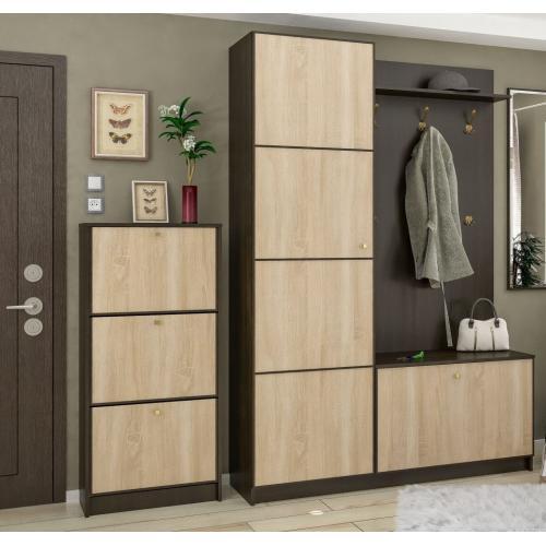Прихожая 1 Фантазия New Мебель Сервис