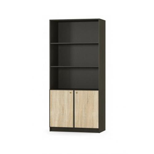 Стеллаж 2Д Фантазия New Мебель Сервис