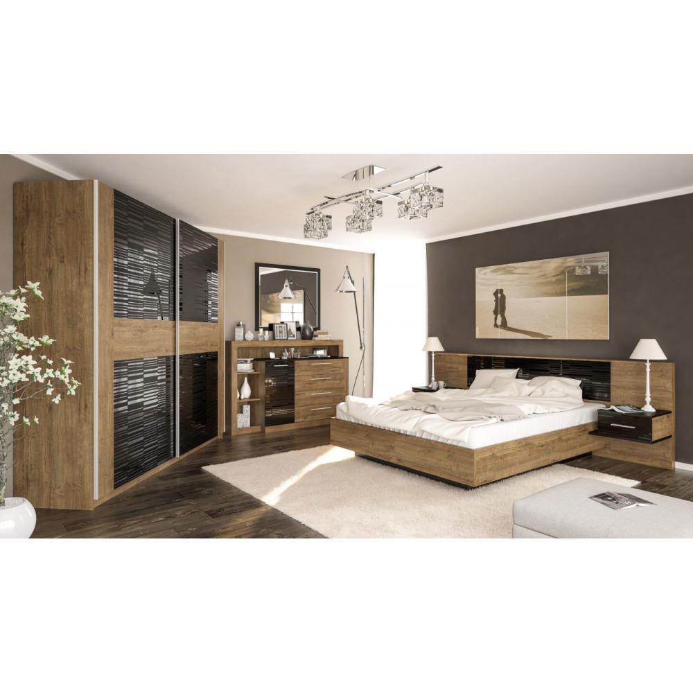 Модульная спальня Фиеста Мебель Сервис
