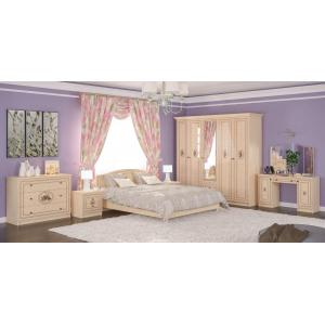 Спальня 5Д Флорис Мебель Сервис