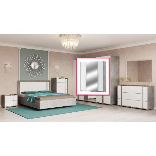 Спальня 4Д Алекса