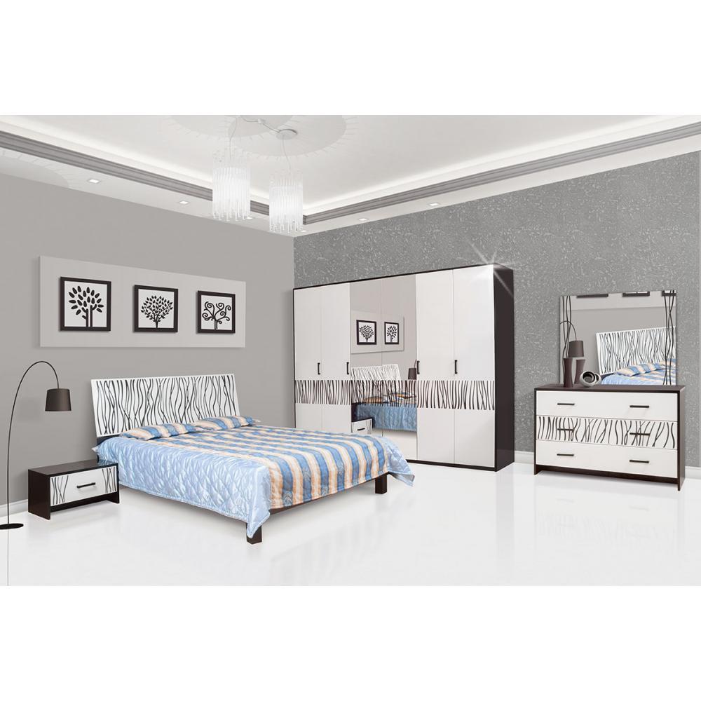 Модульная спальня Бася Нова Нейла Мир мебели