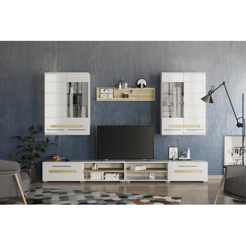 Гостиная Бьянко Мир мебели