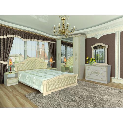 Спальня 4Д Венеция Нова Мир мебели