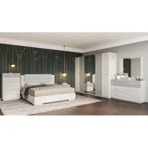 Спальня 6Д Вивиан Мир Мебели