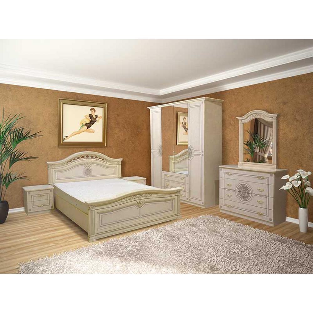 Модульная спальня Диана Мир мебели