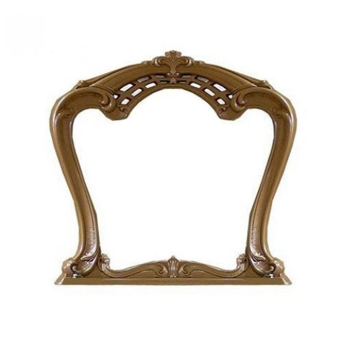 Зеркало Кармен Нова Мир Мебели (пино золото)