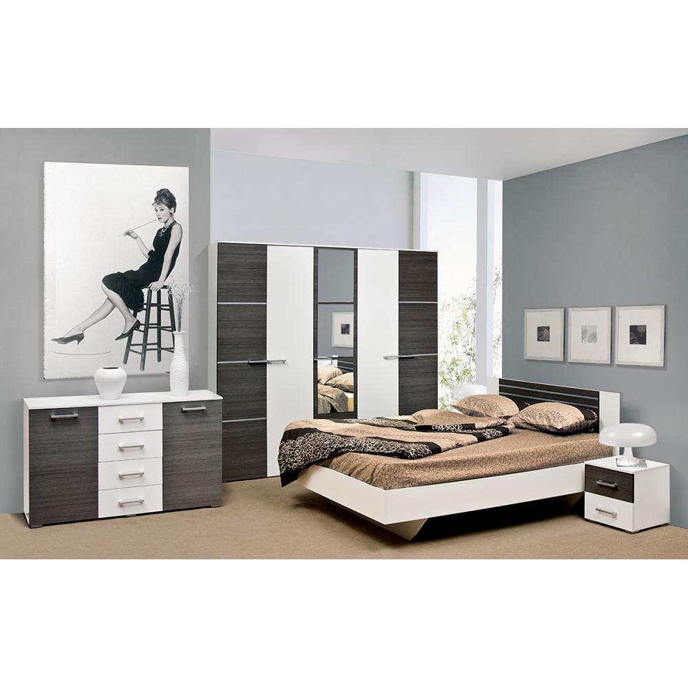 Модульная спальня Круиз Мир мебели