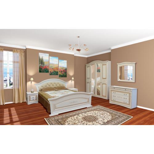 Спальня 4Д Николь Мир мебели