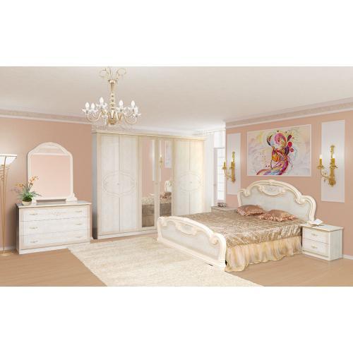 Спальня 6Д Опера Мир мебели