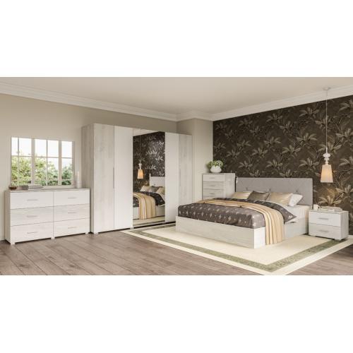 Спальня 6Д Ромбо Мир Мебели
