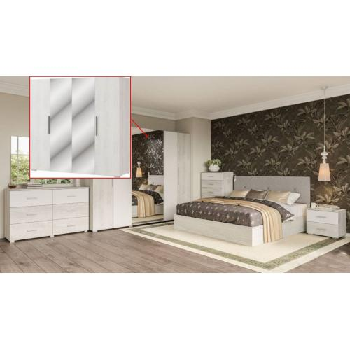 Спальня 4Д Ромбо Мир Мебели