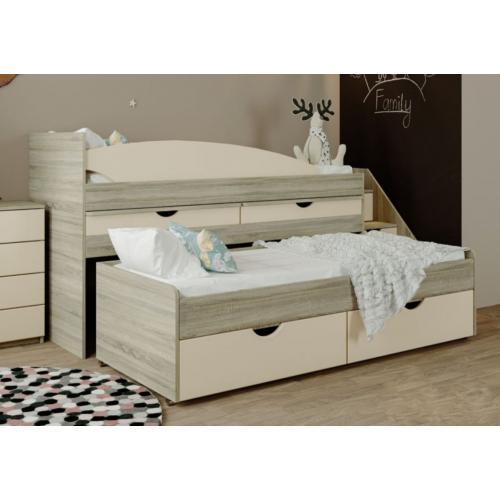 Кровать двухъярусная Саванна Мир Мебели