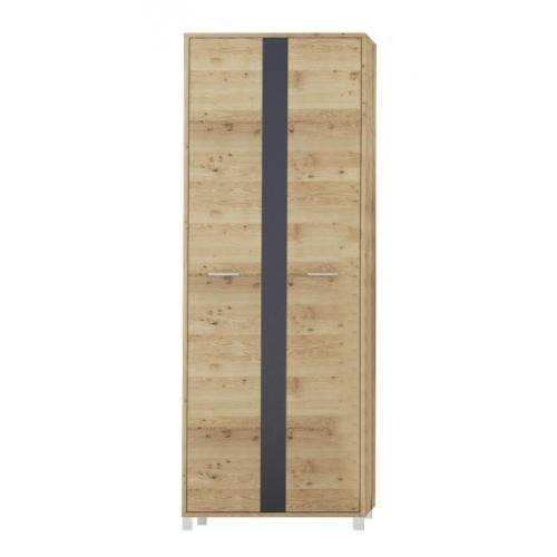 Шкаф двухдверный 2Д Скарлет