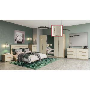 Спальня 4Д Смарт Мир Мебели