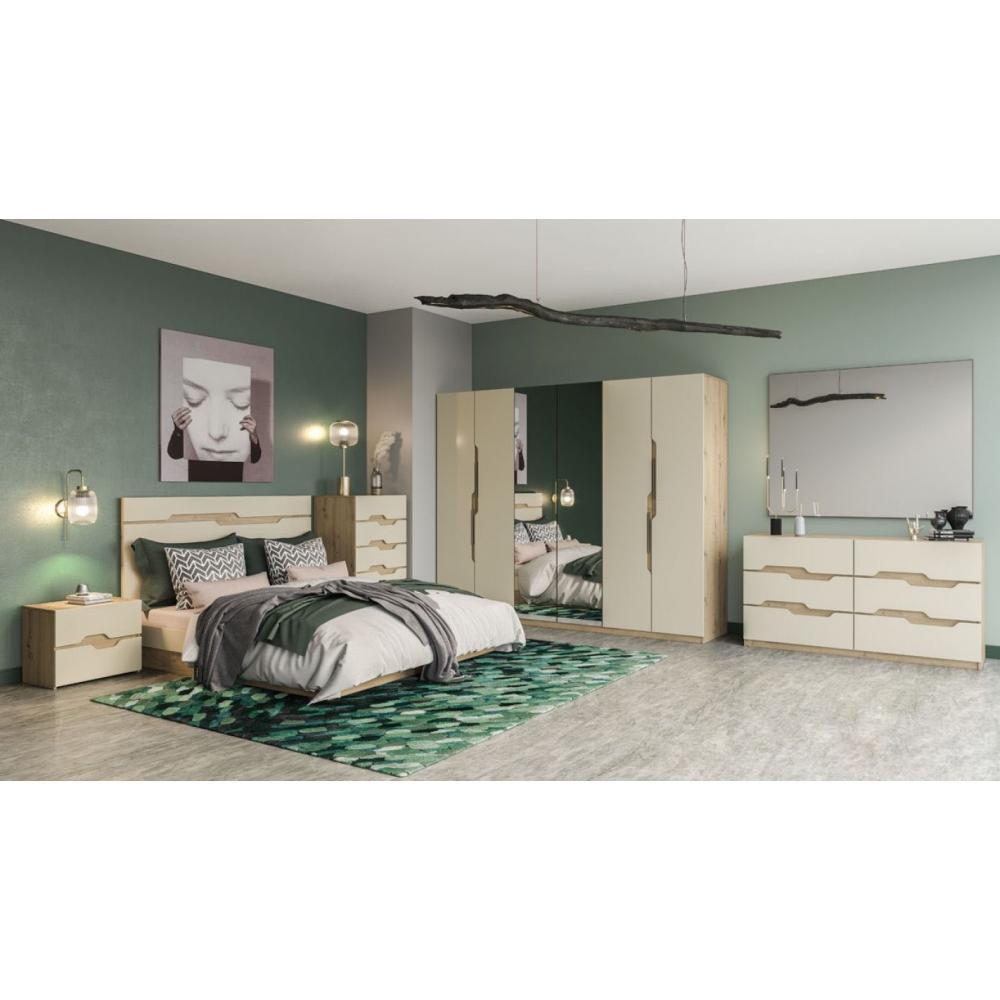 Модульная спальня Смарт Мир Мебели