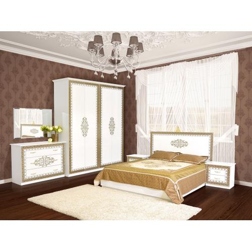 Спальня 4Д София Мир мебели