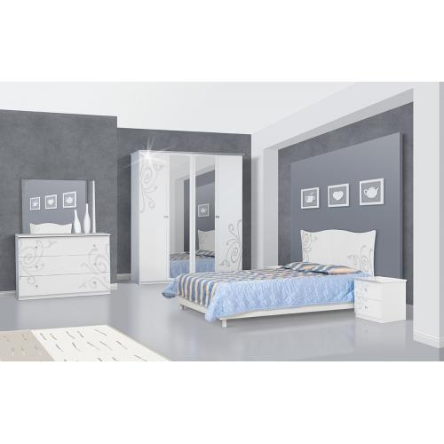 Спальня 4ДЗ Фелиция Нова Мир мебели