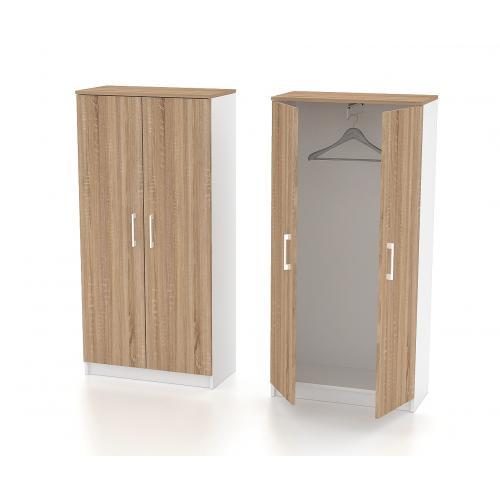 Шкаф двухдверный Simpl-Ш-3