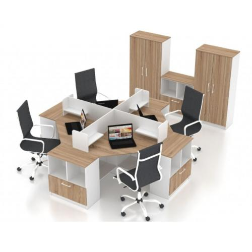 Модульная офисная система Simpl-13
