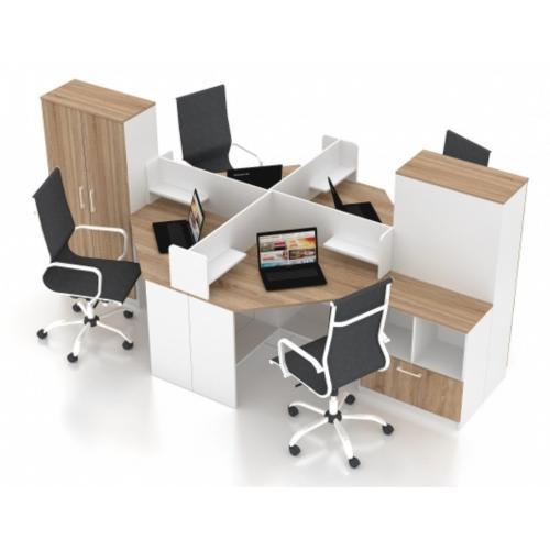 Модульная офисная система Simpl-17