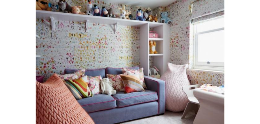 Типы наполнения диванов