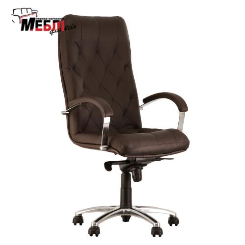 Кресло CUBA steel MPD AL68 Новый Стиль