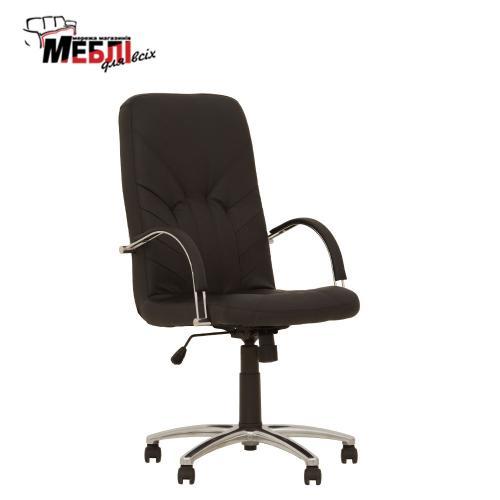 Кресло MANAGER steel Tilt AL68 Новый Стиль