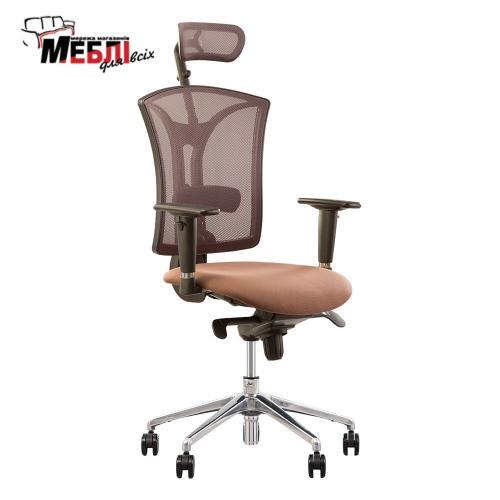 Кресло PILOT R HR net TS AL32 Новый Стиль