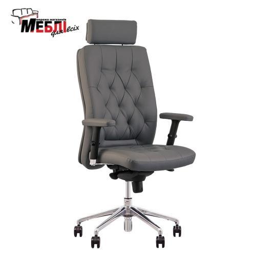 Кресло CHESTER R HR steel ES AL32 Новый Стиль