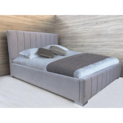 Кровать с мягким изголовьем и подъемным механизмом 160 База Embawood