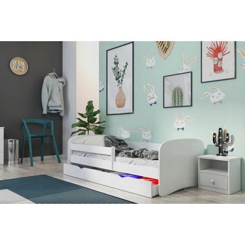 Кровать детская с ящиком Коколино 160*80 Embawood